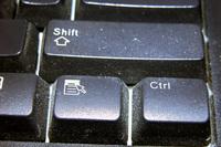 Computer Print Key