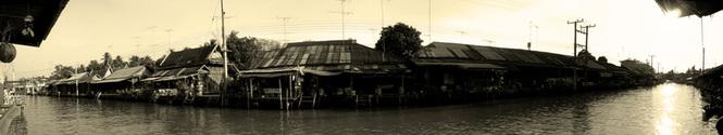 Amphawa, Samutsongkram, Thailand 1