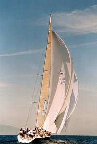 sailing of capri