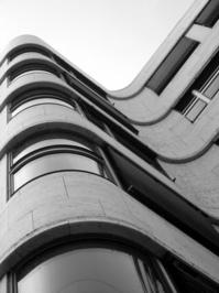 wave buildings