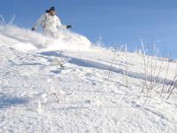 Snowboarding in Finland 9