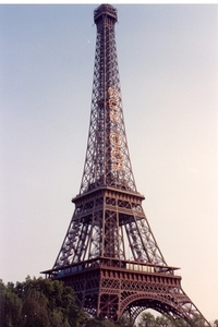 Eiffel Tower - 100 years