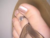 Sunkissed Foot