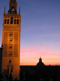 Sevilla at night 3