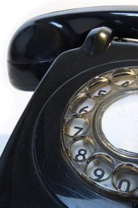 Old telephone 7