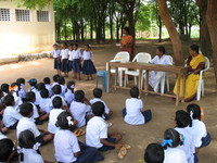 A village school programme