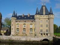 Castle in Rhone 1