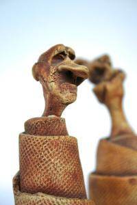 Clay figures 4