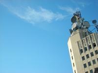 Palatul Telefoanelor building in Bucharest 2