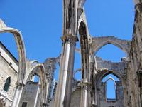 Lisbon, Ruin