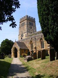 Earls Barton Church
