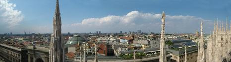 Milano Skyline