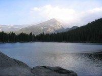 Bear Lake Estes Park CO