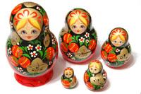 Russian Nesting Doll 2
