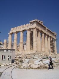 Parthenon, Athens 3