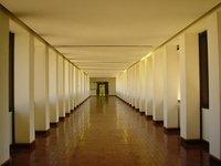 corridor perspective