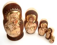 Russian nesting dolls 4