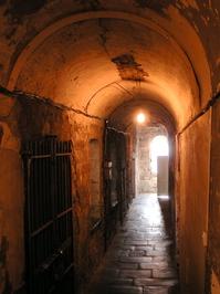 Dublin Gaol Hallway
