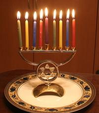 hanukkah minora 2