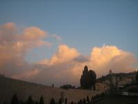 Sky in Assisi 2
