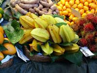 Exotic fruits 3