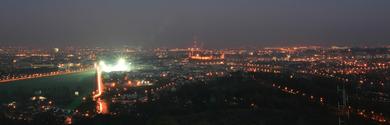 Crakow at Night