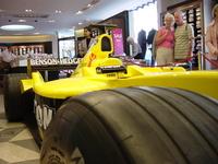 Jordan F1 car