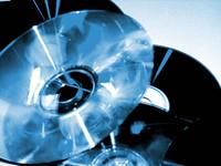 Blue Discs 1