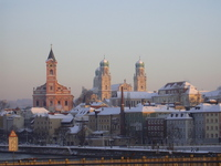 Snowy Passau