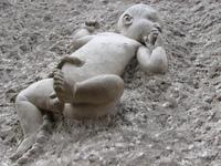 Concrete babyborn