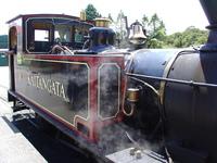 Steam Train - Kaitangata, NZ