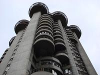Madrid apartment building