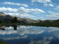 Montana Mountain Lake