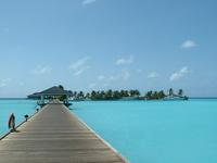 Sun Island - Main Jetty