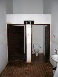 Toilet in Morocco