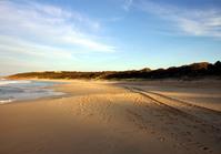 Beach - sunset