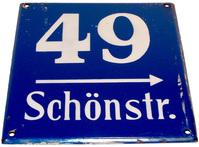 Street sign 49
