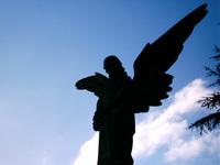 cemetary angel