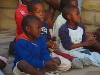 Kids in Lesotho