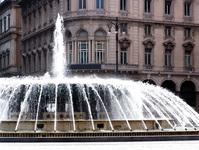 Genova Fountain