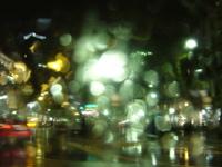 rainnig nght