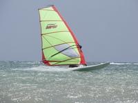 Jamaica Windsurfer 2