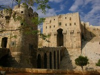 Citadel in Aleppo 1
