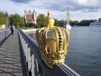 Swedish crown