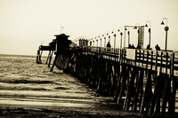 Imperial Beach Pier Oldy