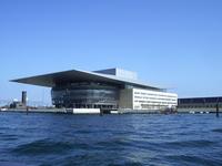 Opera building Copenhagen