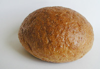 Rye-wheat roll