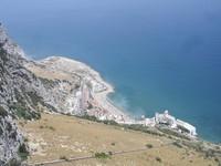 Gibraltar back