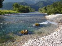 river Ybbs, Austria 1