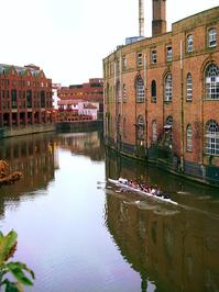 Rowing in Bristol